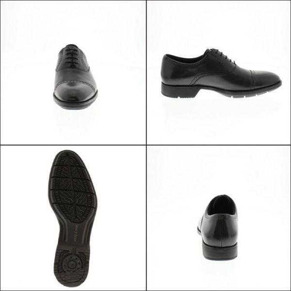スニーカー 靴 テクシーリュクス ビジネスシューズ メンズ 革 レザー 通勤 仕事靴 黒 茶色 革靴 ストレートチップ 紐靴 歩きやすい 軽量 抗菌 防臭 texcyluxe|wide|04