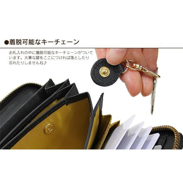 財布 長財布 レディース 本革 レザー 革 大容量 お財布ポシェット おしゃれ かわいい 使いやすい|wide|11