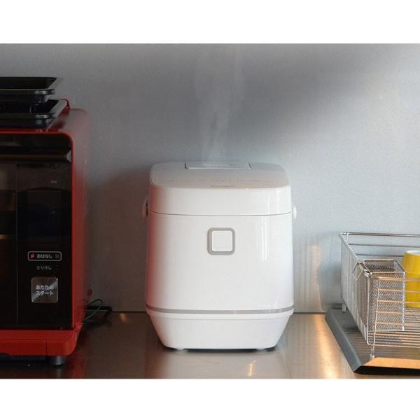 炊飯器 糖質カット炊飯器 炊飯ジャー 低糖質炊飯 サンコー 6合 糖質35%カット 糖質制限 ダイエット おいしい 保温機能 蒸気 78086-1|wide|05