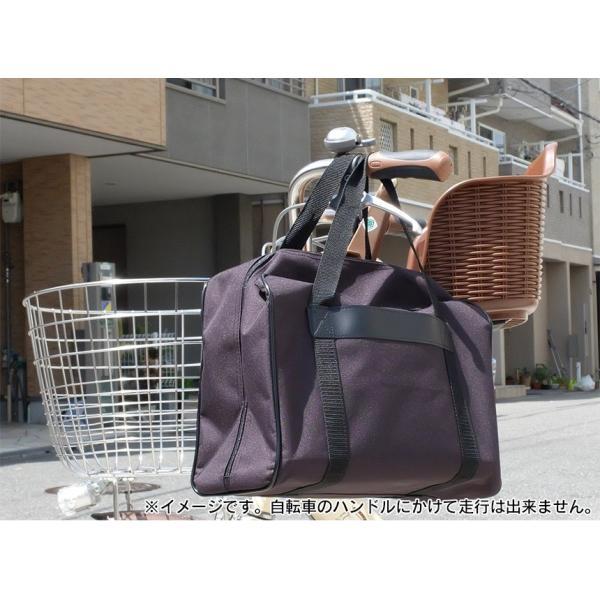 ミシンバッグ 小型ミシン用キャリーバッグ ミシン持ち運び 携帯用バッグ ミシンバッグ 黒 ブラック|wide|04