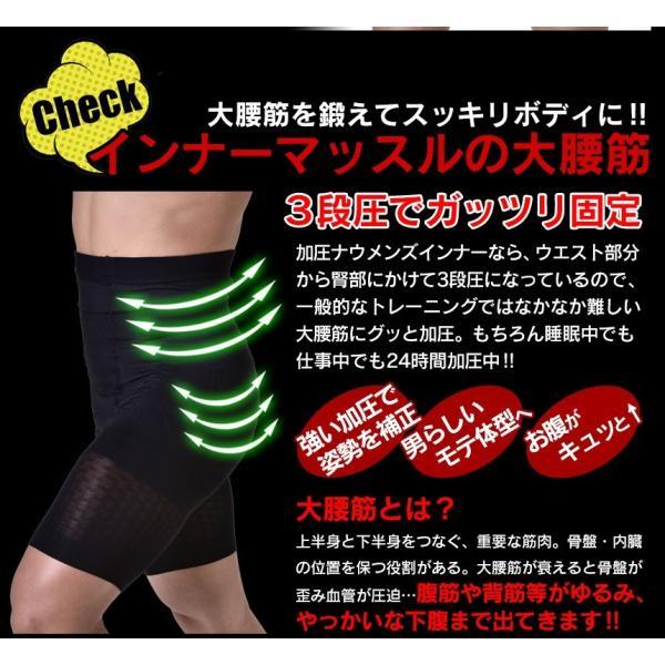 ダイエットスパッツ 加圧スパッツ メンズ 強力 前開き 効果 コンプレッション ウェア 太もも 腹筋 腹巻 男性用 加圧パンツ 補正下着 加圧インナー 骨盤補正 wide 13