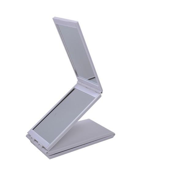 4面鏡 スタンドミラー 折りたたみ 携帯 鏡 コンパクト|wigshop|04