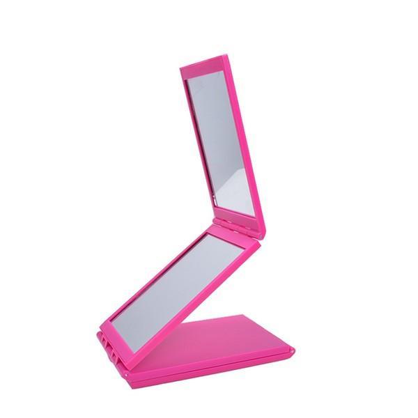 4面鏡 スタンドミラー 折りたたみ 携帯 鏡 コンパクト|wigshop|05