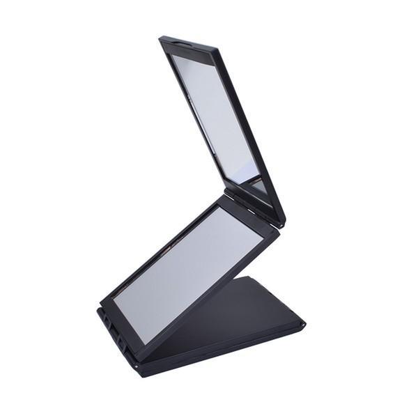 4面鏡 スタンドミラー 折りたたみ 携帯 鏡 コンパクト|wigshop|06