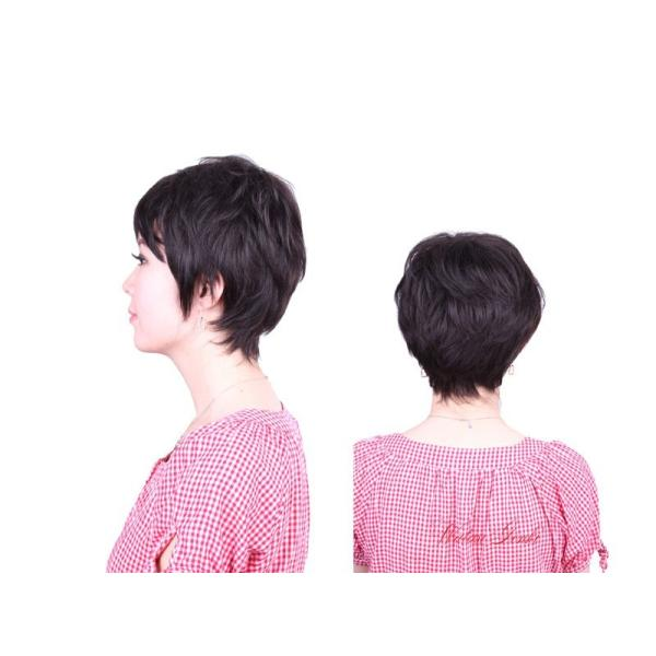 医療用ウィッグ ショート レディース ウィッグ かつら 私元気 IH1002-2|wigshop|09