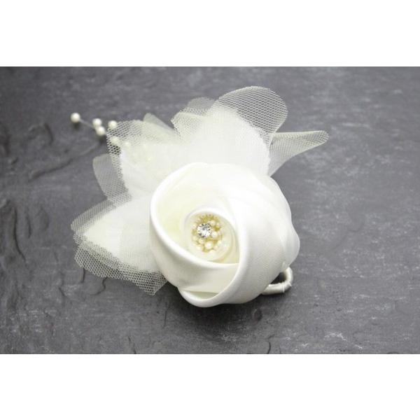 フラワーコサージュ お花 バラ 入学式 結婚式 二次会 ヘアアレンジ KC-50 wigwigrunes 04