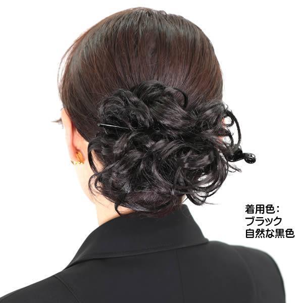 ウィッグ 部分ウィッグ 人気 シュシュタイプ つけ毛  エクステ 人気 M-4A|wigwigrunes|06