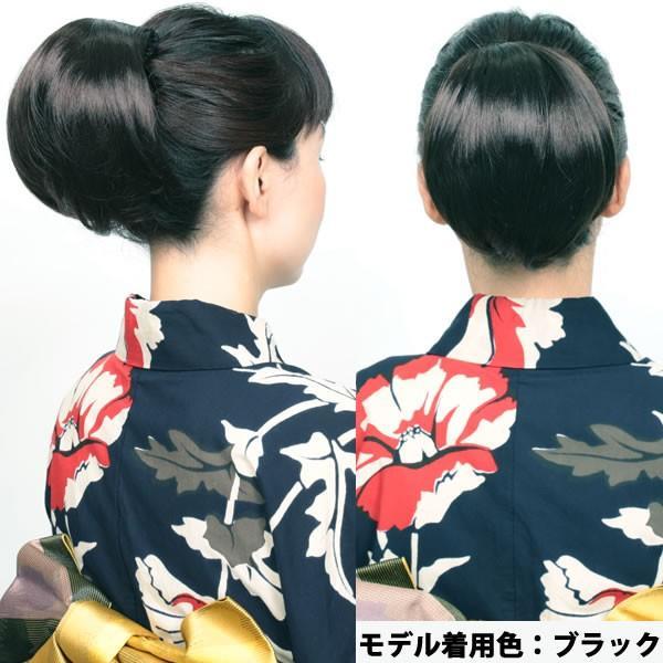 ウィッグ 和装 部分ウィッグ シニョン ポニー ポニーウィッグ 人気 簡単装着 まとめ髪 m9|wigwigrunes|04