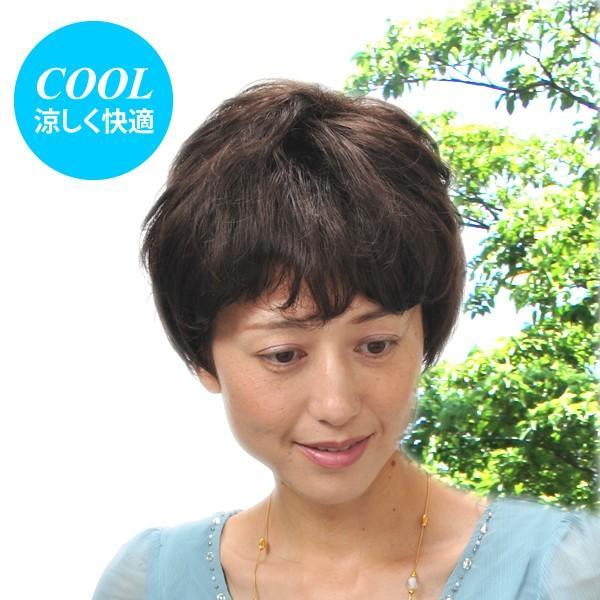 ウィッグ ショート フルウィッグ 送料無料 人気 女性かつら ミセスウィッグ かつら 医療用 tm5k-cool