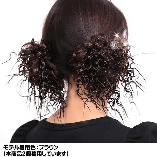 ウィッグ 部分ウィッグ 人気 シュシュタイプ つけ毛  エクステ 人気 w-11|wigwigrunes|05