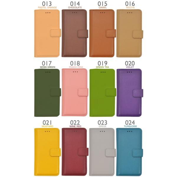 iPhone6s/iPhone6(4.7インチ)用 手帳型 31色カラーレザーケースポーチ スタンドケース wil-mart 05