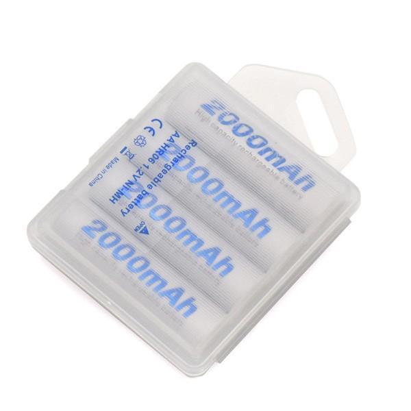 (12月20日入荷分) 8本セット  単3形ニッケル水素充電池 大容量2000mAh 各社充電器に対応|wil-mart|03