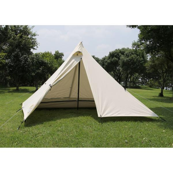 【数量限定特別価格】 tent-Mark DESIGNS (テンマクデザイン) パンダ VC【ワンポールテント】|wild1|03