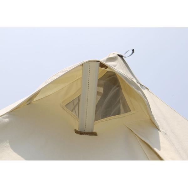 【数量限定特別価格】 tent-Mark DESIGNS (テンマクデザイン) パンダ VC【ワンポールテント】|wild1|06
