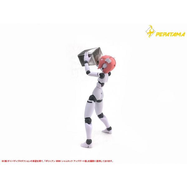 PEPATAMAシリーズ S-010 ペーパージオラマ 一斗缶A 通常Ver. 1/12|wild|06