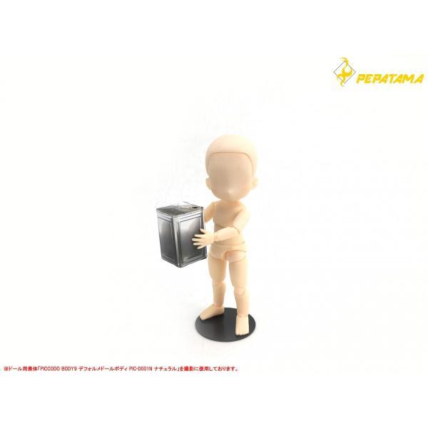 PEPATAMAシリーズ S-010 ペーパージオラマ 一斗缶A 通常Ver. 1/12|wild|10