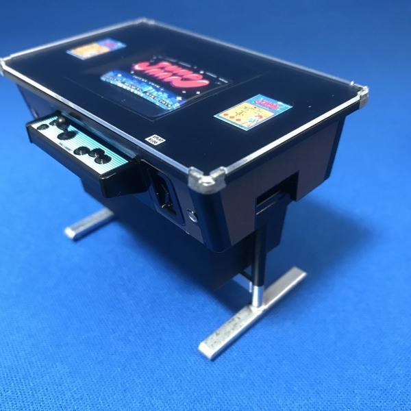 1/12 テーブル筐体 ゲームマシン プラスチックモデルキット|wild|04