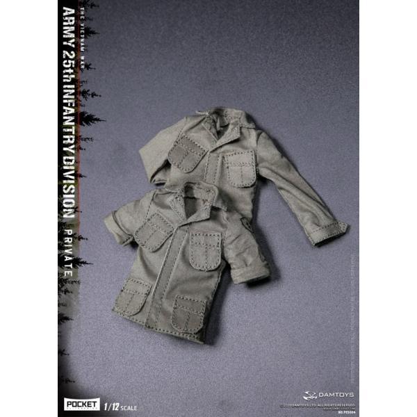 DAMTOYS 1/12 ポケット エリート シリーズ アメリカ軍 第25歩兵師団 ベトナム戦争|wild|13