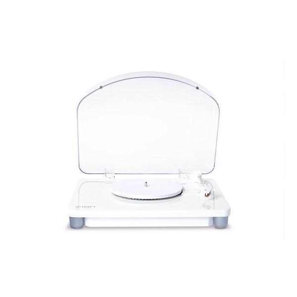 ION Audio LEDライト付きレコードプレーヤー 音源デジタル化 Photon LP