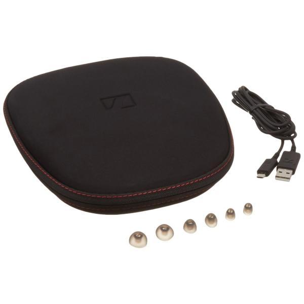 ゼンハイザー MOMENTUM In-Ear Wireless カナル型ワイヤレスイヤホン NFC・Bluetooth対応/aptX/ネック|wildfang|08