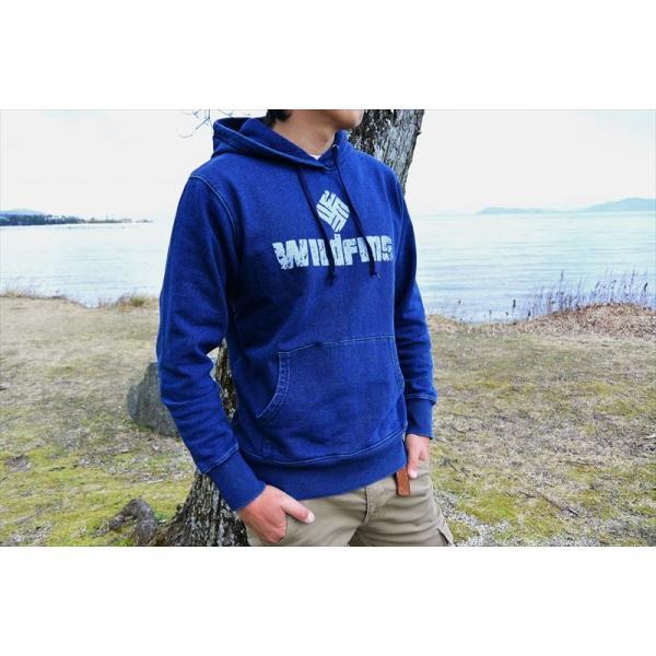 ワイルドフィンズ NEWロゴパーカー|wildfins|02