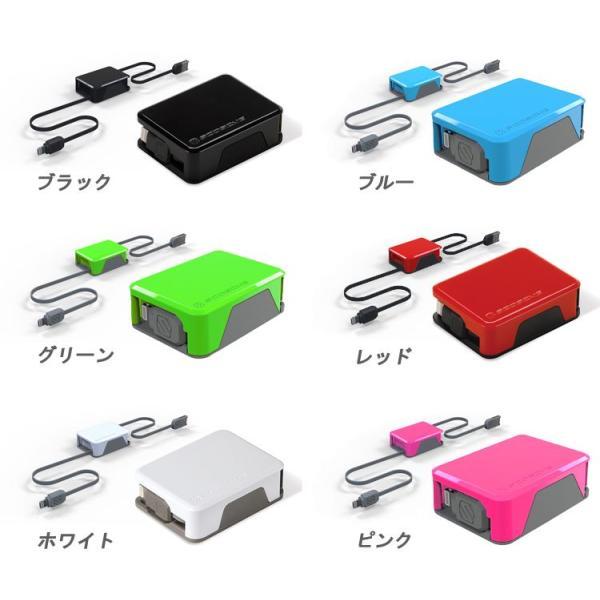 Scosche boltBOX ピンク 巻き取り式 Lightning 充電/データ転送ケーブル iPhone6/5、iPad Air、iPad mini対応 will-be-mart 04