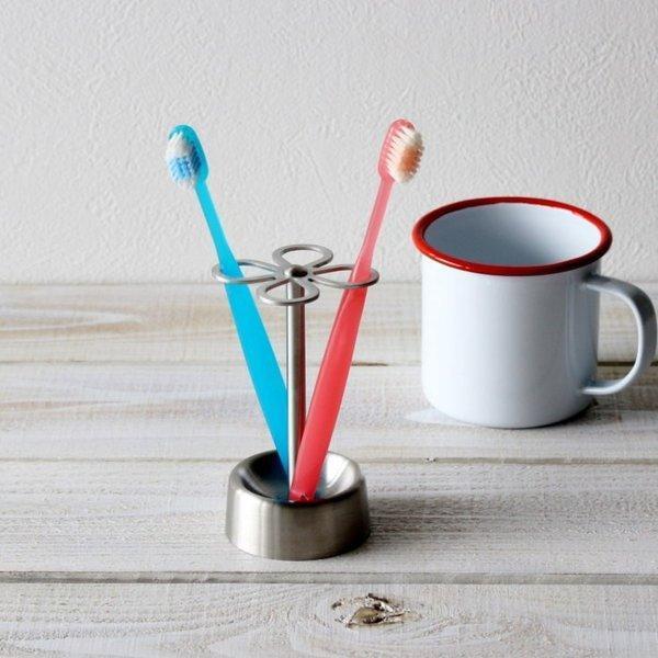 洗面用品 歯ブラシスタンド 歯ブラシ立て 歯ブラシホルダー 歯ぶらし立て ダルトン BONOX トゥースブラシホルダー