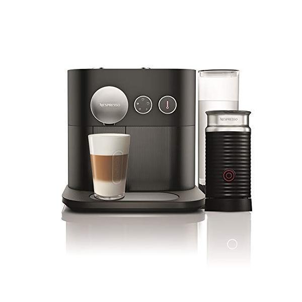 ネスプレッソ コーヒーメーカー エキスパート バンドルセット ブラック C80BK-A3B|willy-willy-zakka|08