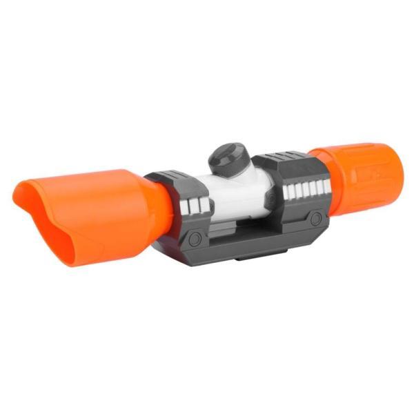 ナーフスコープ 照準器 軽量 N-ストライクエリート用 ナーフ エリート 戦術おもちゃ 付属品 プラスチック 視力アタッチメント おもちゃ|willy-willy-zakka|04