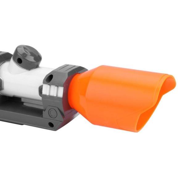 ナーフスコープ 照準器 軽量 N-ストライクエリート用 ナーフ エリート 戦術おもちゃ 付属品 プラスチック 視力アタッチメント おもちゃ|willy-willy-zakka|06