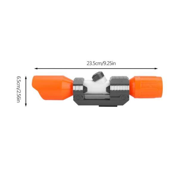 ナーフスコープ 照準器 軽量 N-ストライクエリート用 ナーフ エリート 戦術おもちゃ 付属品 プラスチック 視力アタッチメント おもちゃ|willy-willy-zakka|07