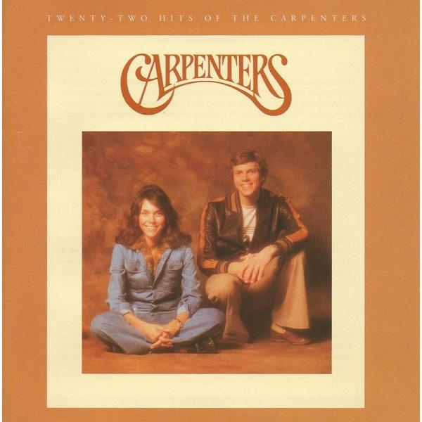 カーペンターズCARPENTERS/青春の輝き〜ベスト・オブ・カーペンターズ/1995.11.10/ベストアルバム/POCM-1