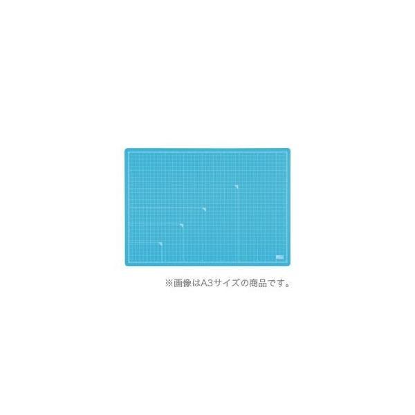 (まとめ) セキセイ カッティングマット A2 〔×6セット〕