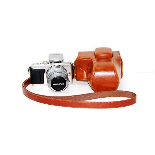 OLYMPUS PEN E-PL5ケース  E-PL6 カメラケース E-PM2  オリンパス olympusカメラ