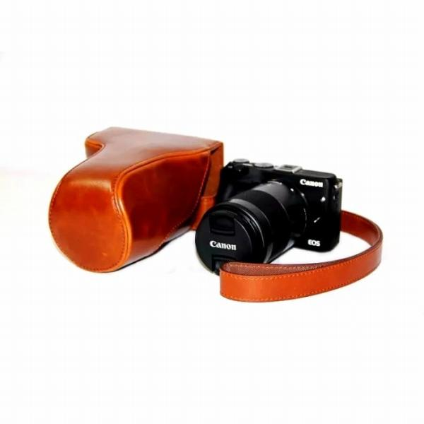 CANON EOS M3 カメラケース カバー バック 一眼 合成革ケース ボッチ