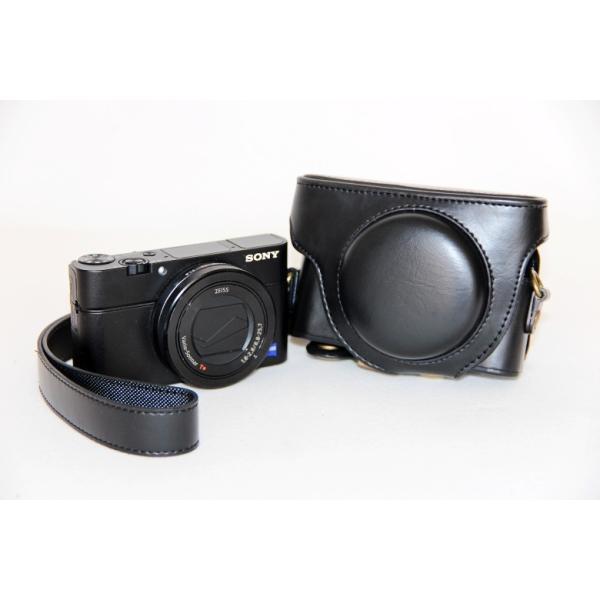 SONY DSC-RX100 ケース DSC-RX100II DSC-RX100III  カメラケース