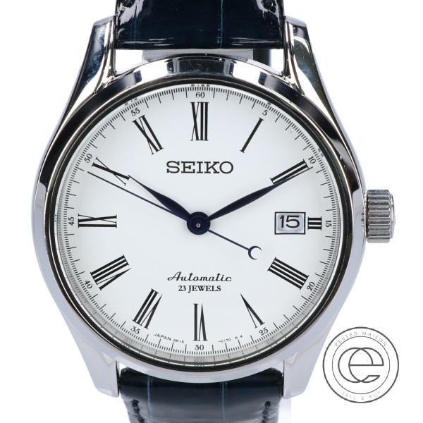 SEIKO セイコー SARX019 6R15-02P0 PRESAGEプレザージュ プレステージライン メカニカル 琺瑯ダイヤル 自動巻き 腕時計