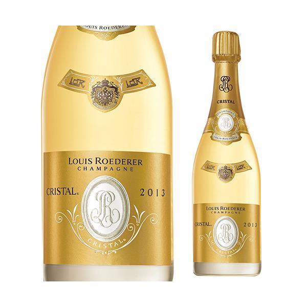 シャンパン ルイ ロデレール クリスタル ブリュット 2008 並行品 750ml 箱なし フランス シャンパーニュ ギフト