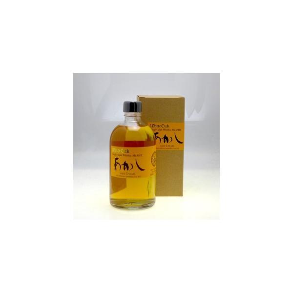 江井ヶ島酒造シングルモルトあかしバーボンバレル1stfill500ml(ウイスキー)