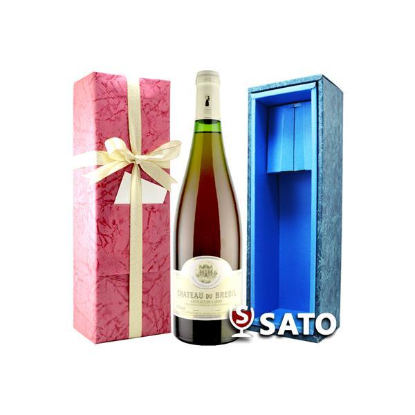 シャトー・デュ・ブルイユコトー・デュ・レイヨン1996白750ml新ラベル青ギフトボックス入