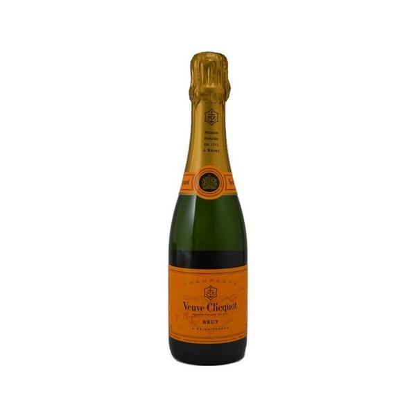 ヴーヴ・クリコ イエローラベル 白泡 375ml(ハーフサイズ) 正規品 (ヴーヴクリコ)|wineclubsato|03