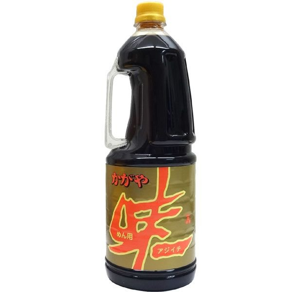 かがや 味一 アジイチ 醤油 1800ml めん用