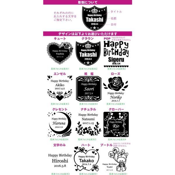 誕生日祝い用 名入れ 金箔入り プレミアムスパークリングワイン(t) 送料無料|winekatayama|05