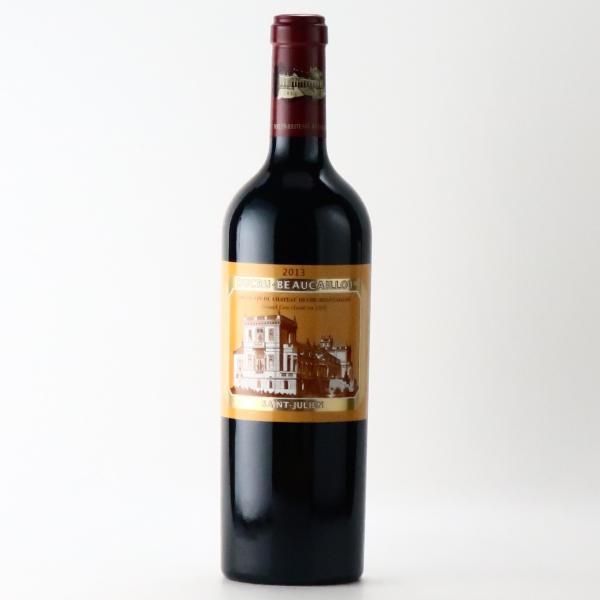 2013 シャトー デュクリュ ボーカイユ サンジュリアン 赤ワイン フルボディ お歳暮 プレゼント おすすめ|wineplaza-yunoki