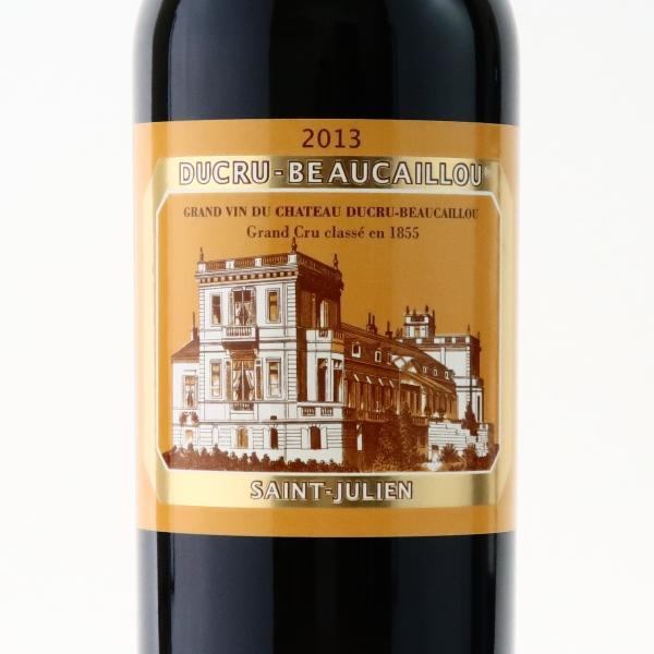2013 シャトー デュクリュ ボーカイユ サンジュリアン 赤ワイン フルボディ お歳暮 プレゼント おすすめ|wineplaza-yunoki|02