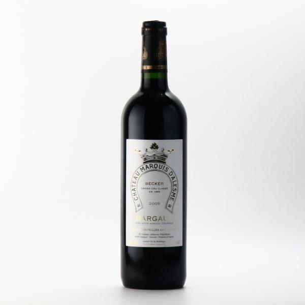 シャトー マルキ ダレム ベッケー 2005 赤ワイン フルボディ ハーフボトル 375ml お歳暮 プレゼント おすすめ|wineplaza-yunoki|02