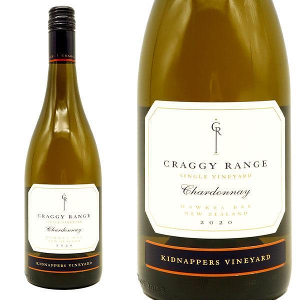 クラギー・レンジシャルドネキッドナッパーズ・ヴィンヤード2018年750ml正規(ニュージーランド白ワイン)