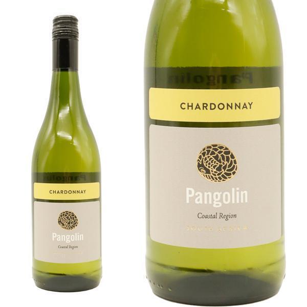 パンゴリンシャルドネ2019年WOコースタル(白ワイン・南アフリカ)