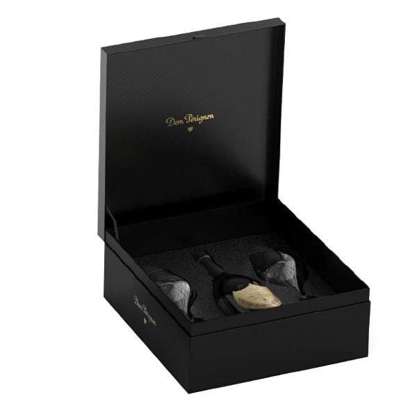 ドン  ペリニヨン  2008年  750ml  オリジナルロゴ入りペアグラス付  箱入り  正規  (フランス  シャンパン  白)  家飲み
