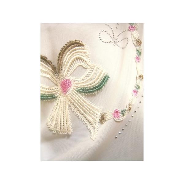 社交ダンス コーラス衣装 ダンスストップス レディース ダンスウェア 衣装  白/Lサイズ|wing12|05